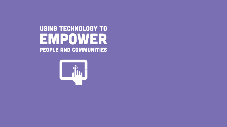 Our impact numbers for using technology to empower people and communities