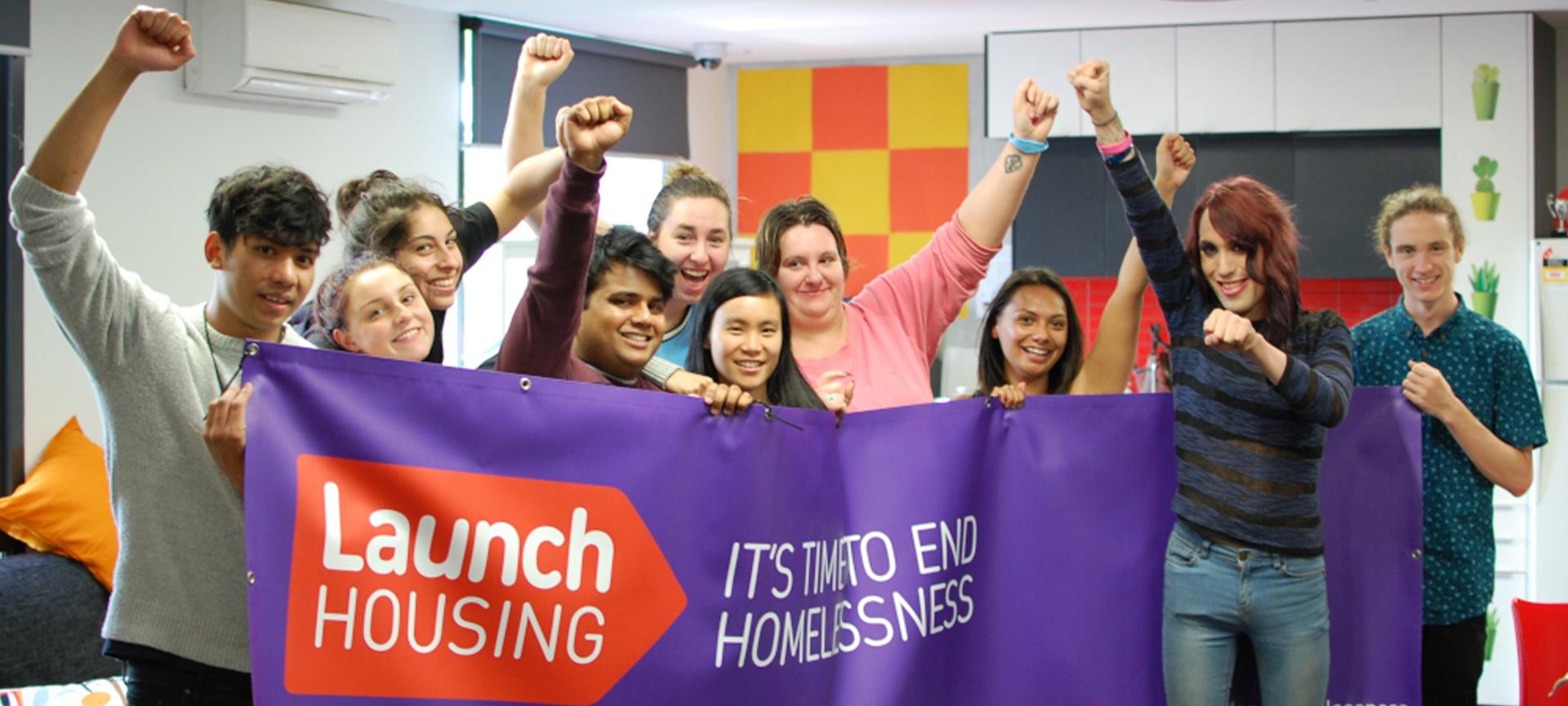 Launch Housing banner