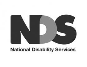 NDS logo mono