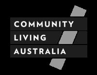 Community Living Australia_mono