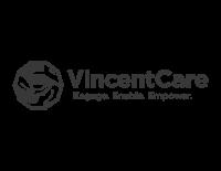 VincentCare logo