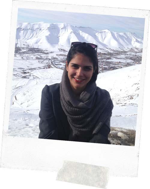 Photo of Bahar in Iran