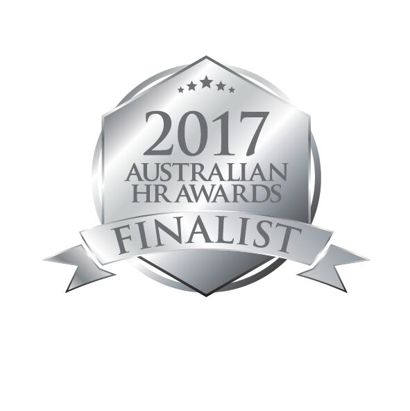 HR awards finalist