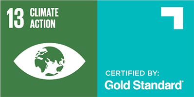 Gold Standard Climate Action certification