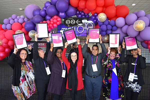 I CAN with MYOB graduation ceremony