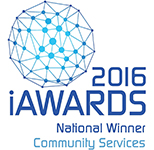 iAwards national winner